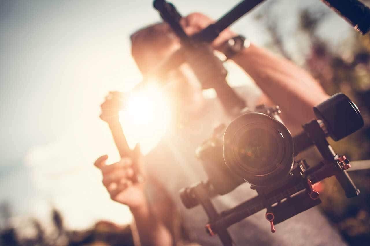 Ronin DJI Appareil Pour stabiliser l'image de la vidéo de votre mariage