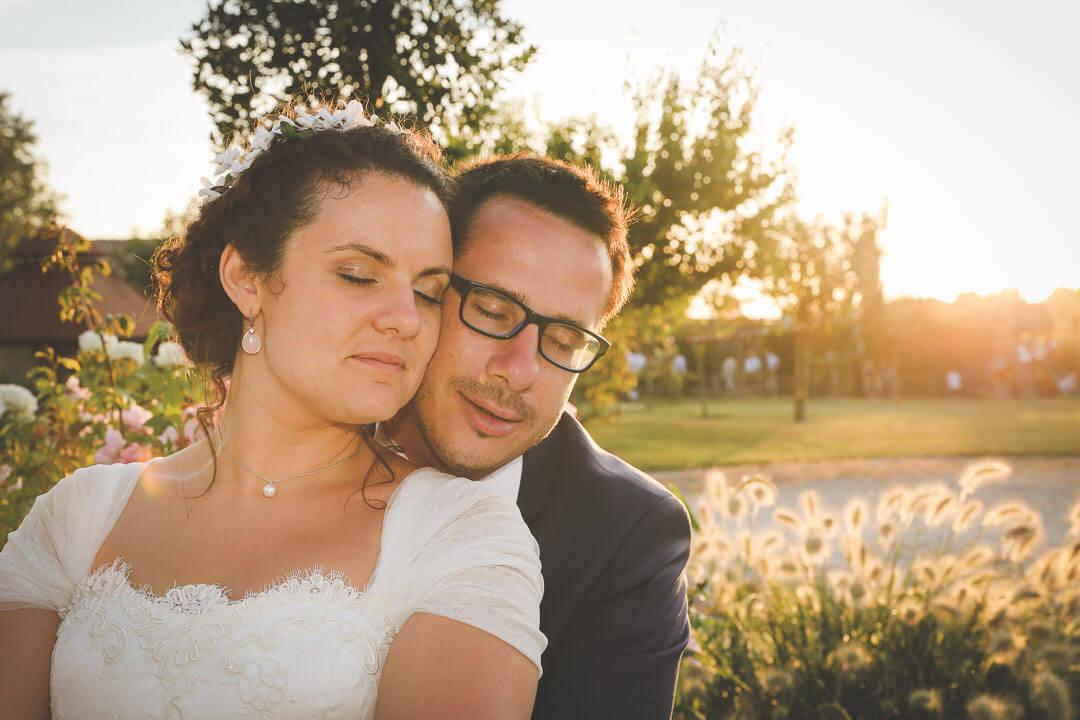 mariés au soleil