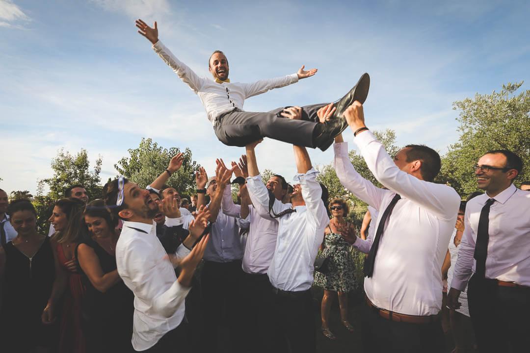 jeux entre invités - Christophe Boury photographe de mariage
