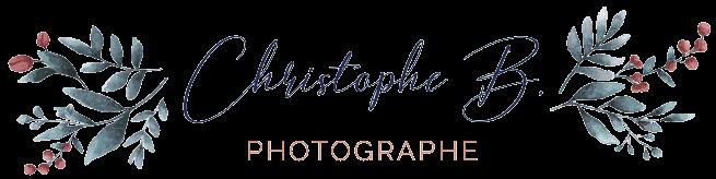 Logo Photographe de mariage Bordeaux GirondeChristophe Boury