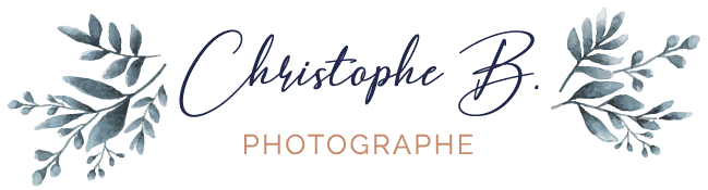 Logo Photographe de mariage Bordeaux GirondeChristophe Boury pour Contact