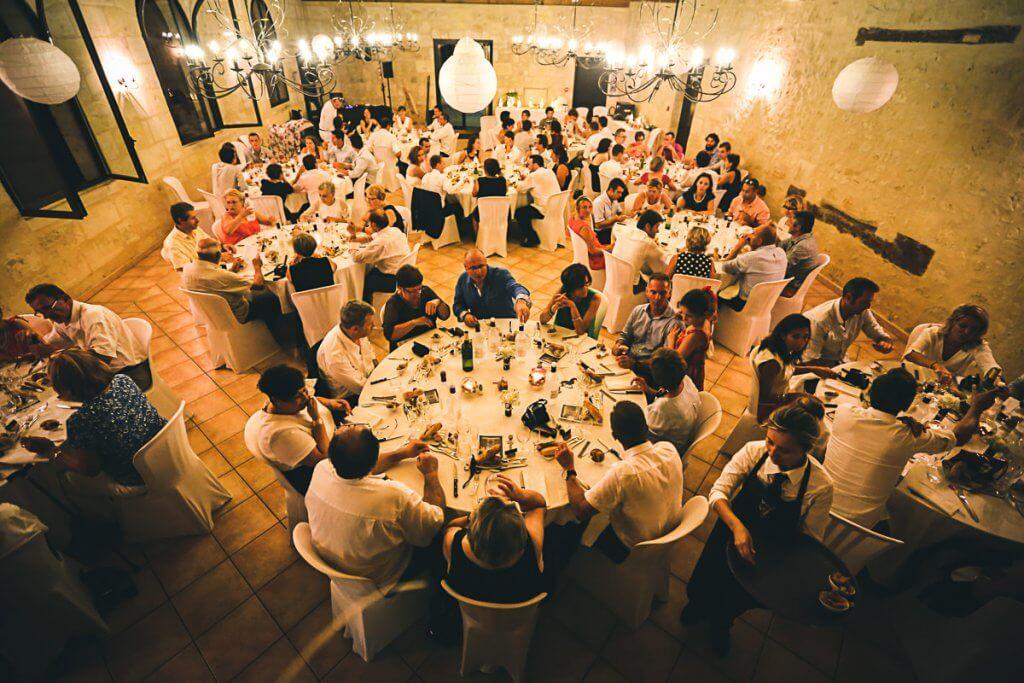 Salle pour la soriée - Christophe Boury Photographe de Mariage - réception de mariage