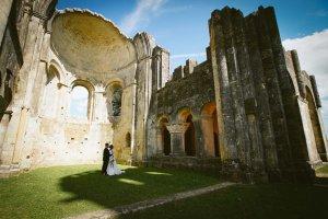 dans ma galerie photo Abbaye de La Sauve Majeure Gironde dans la ruine de la basilique