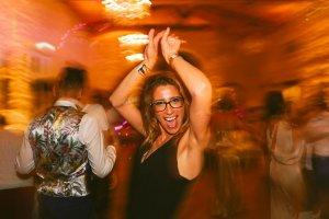 C'est la folie sur le dance Floor Château Gassies