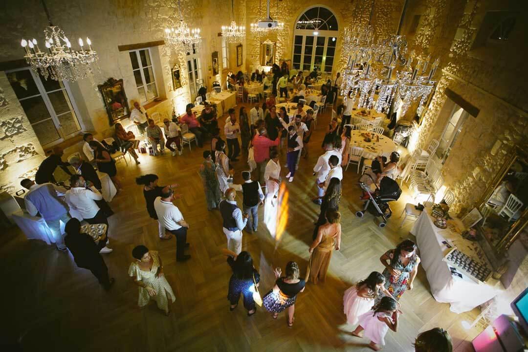 réception du Mariage de Nadia et JP_photographe Christophe Boury_a Bordeaux