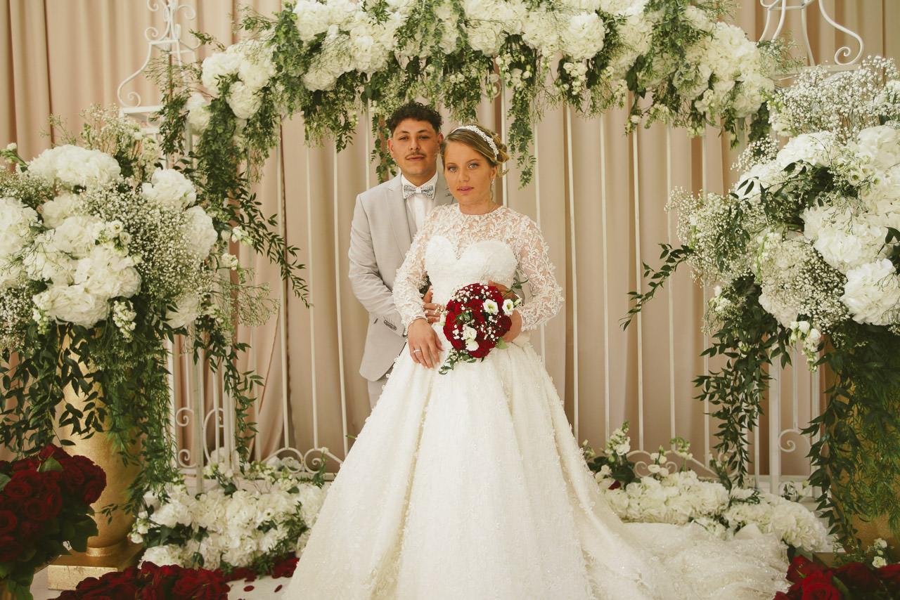 Photographe de mariage gitan en gironde