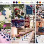 Quelle couleurs pour le thèmes de votre-mariage-tendance